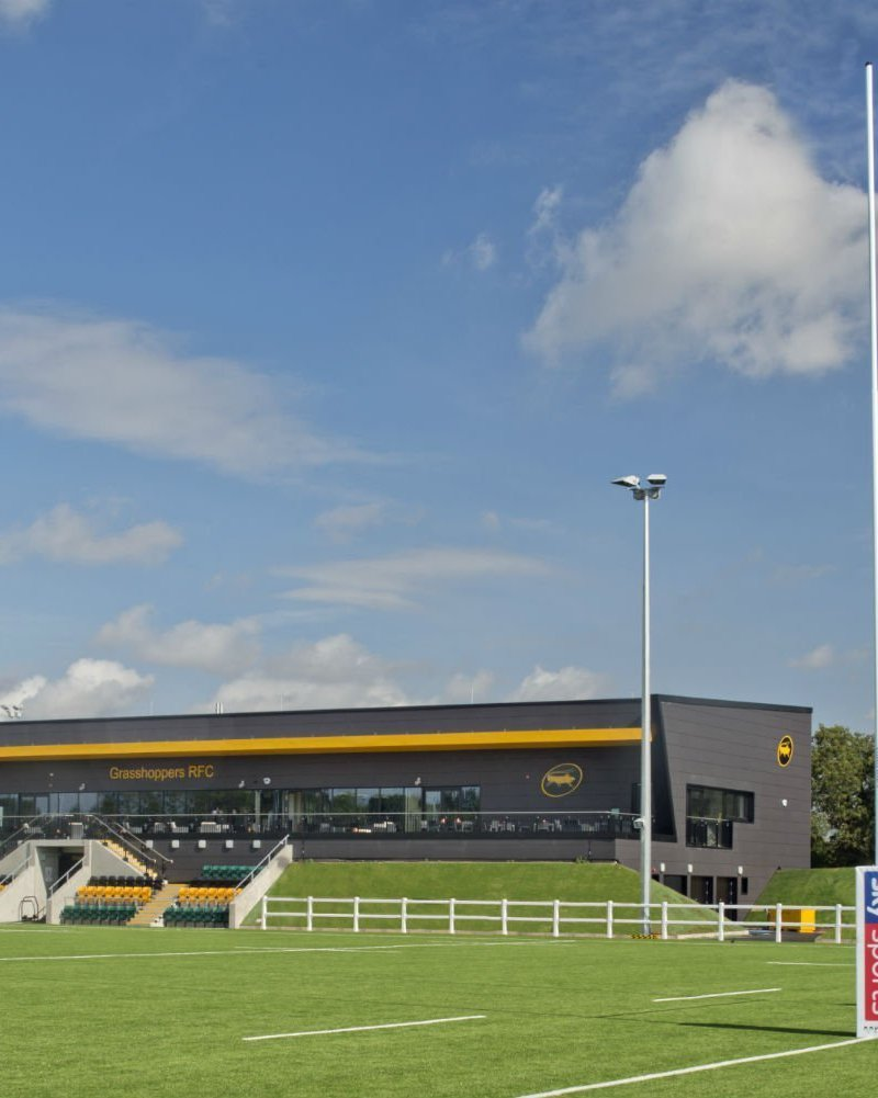 New £10 million sports venue completes in West London