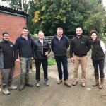 Dairy farm to save £3k a year after installing heat pump