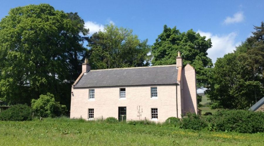 RGU academic commended for innovative insulation of 250 year old house