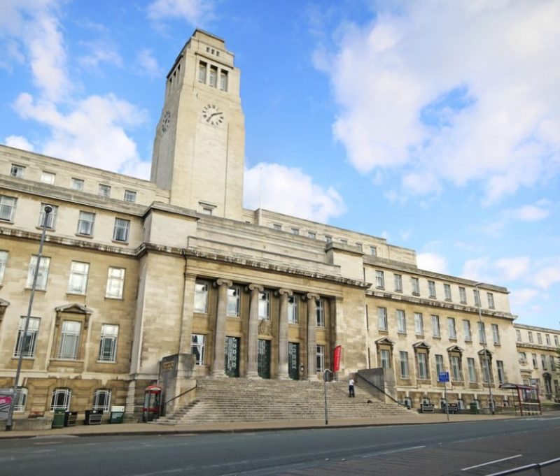 Trend goes to the top of the class at the University of Leeds