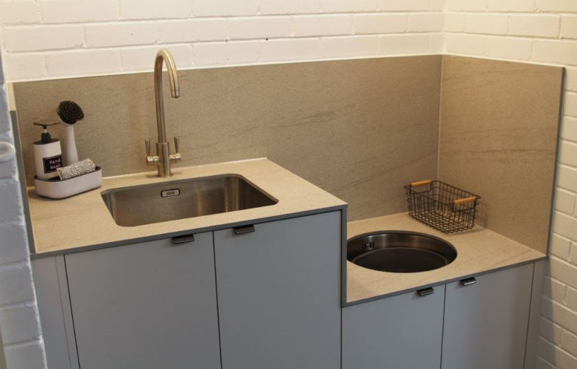 Nest Kitchens and Bushboard work together for community project