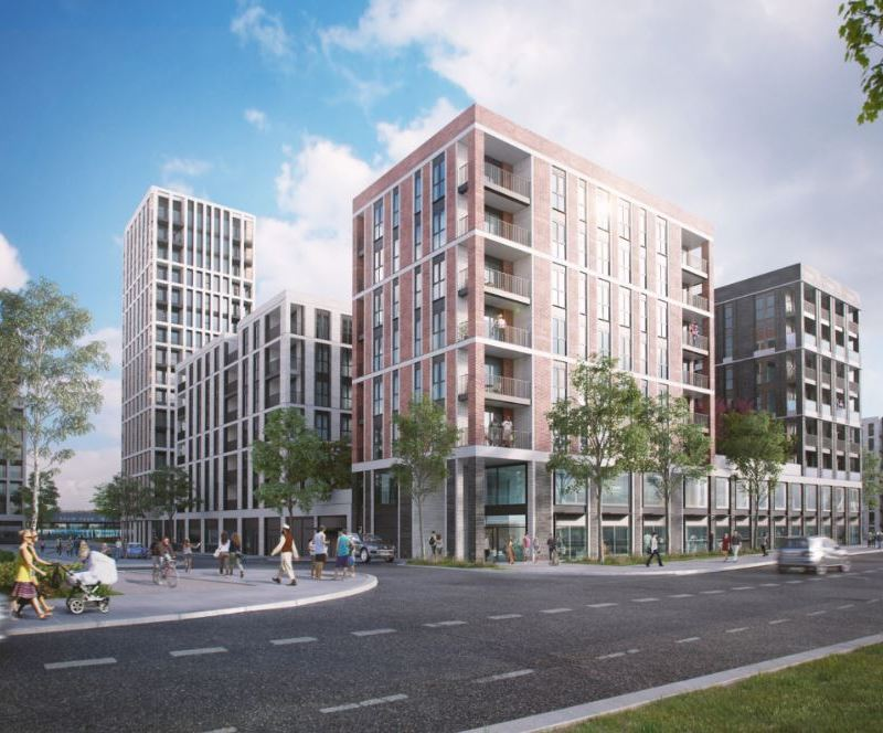 Beam Park in the driving seat as former Ford factory site receives planning consent