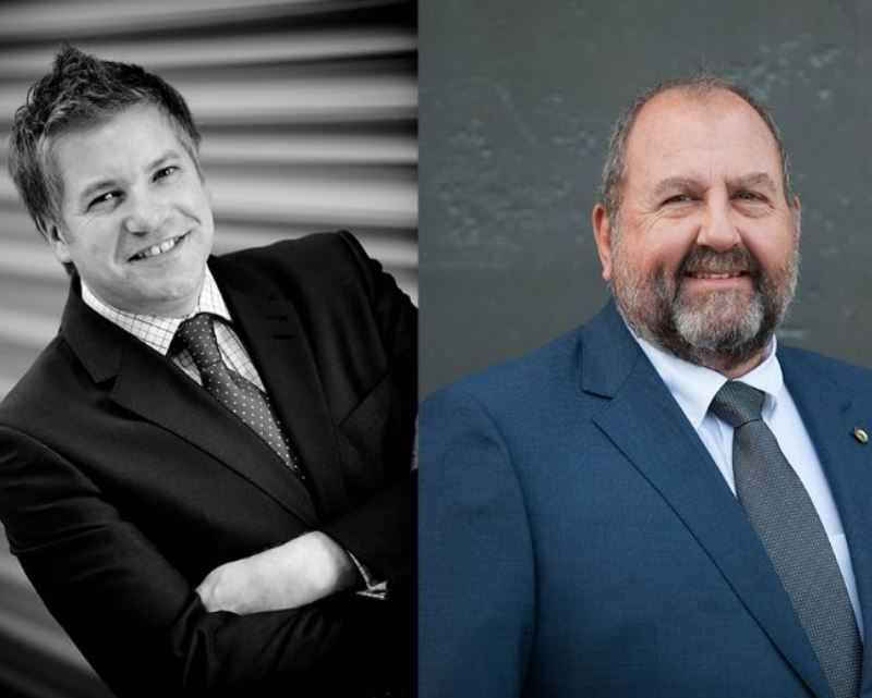 LRWA appoints a new chairman and vice chairman