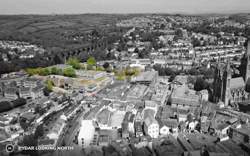 PRP appointed to design outline planning for Pydar