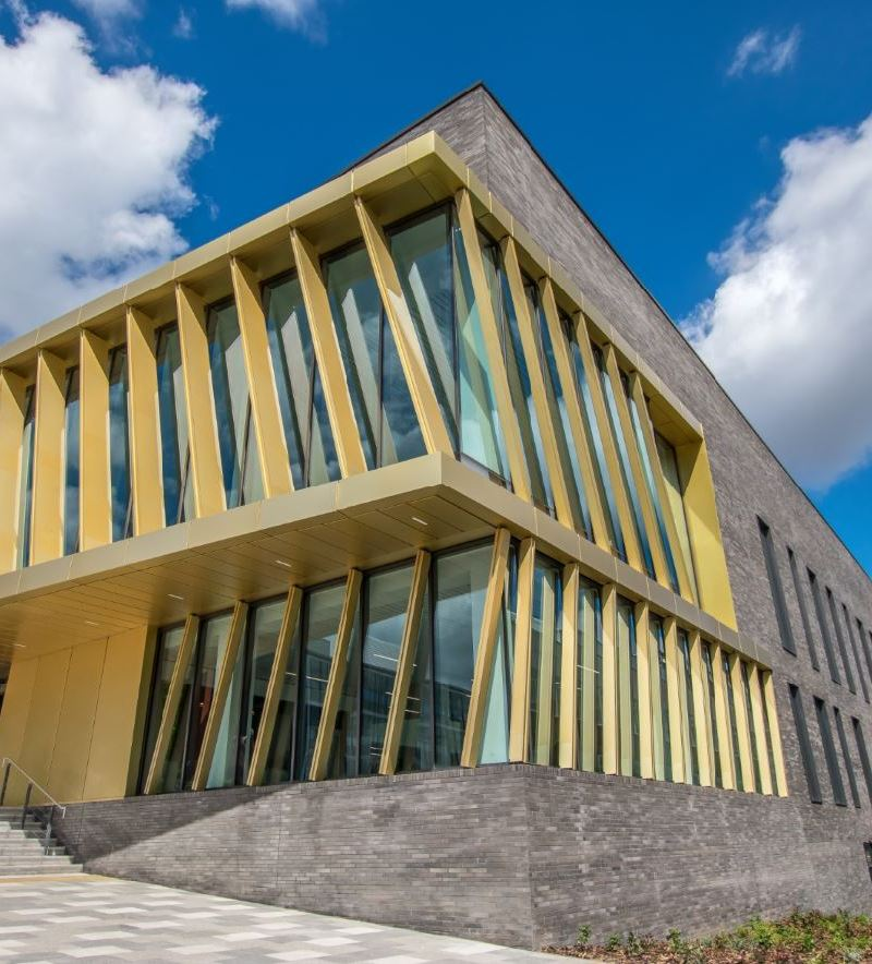 National built environment consultancy celebrates Building of the Year 2019 RIBA award