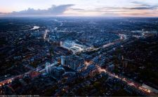 New image of £1bn regeneration of London Olympia