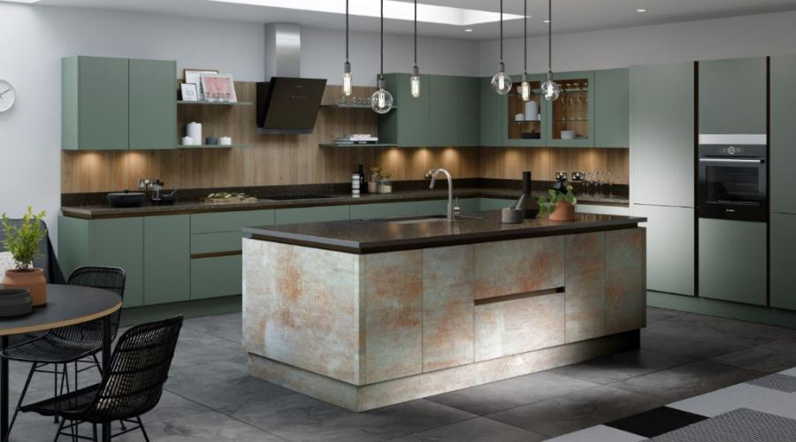 Trend Kitchens - Profile Jupiter Slab