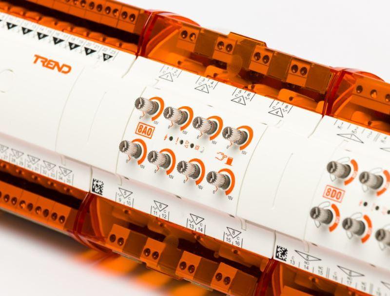 Trend adds Hand/Off/Auto IO modules to its IQ®4 range