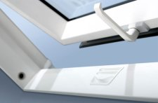 Why are PVC roof windows more beneficial in demanding climate conditions?