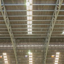 Protecting against the dangers of fragile industrial roofs