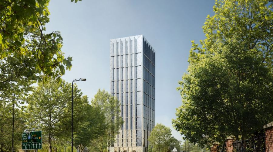 Rockwell Appoint John Sisk & Son to Build 30 Storey Canary Wharf Building