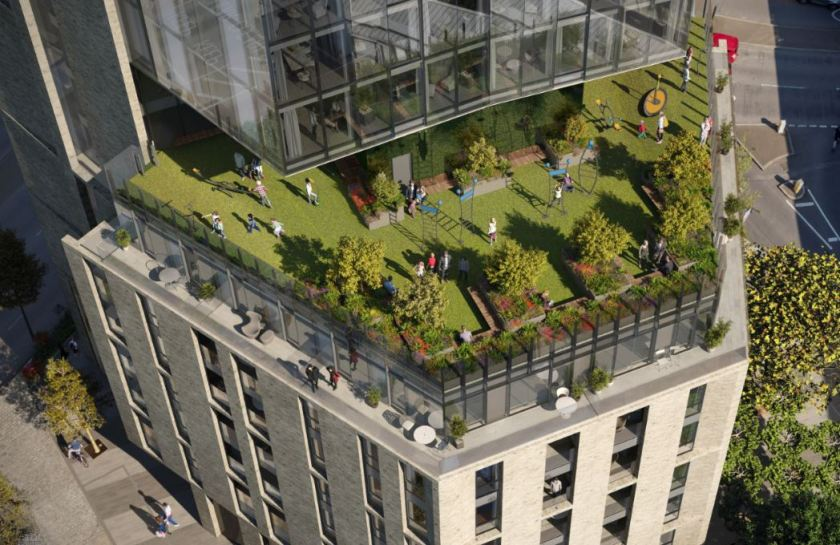 Rockwell Appoint John Sisk & Son to Build 30 Storey Canary Wharf Building 1