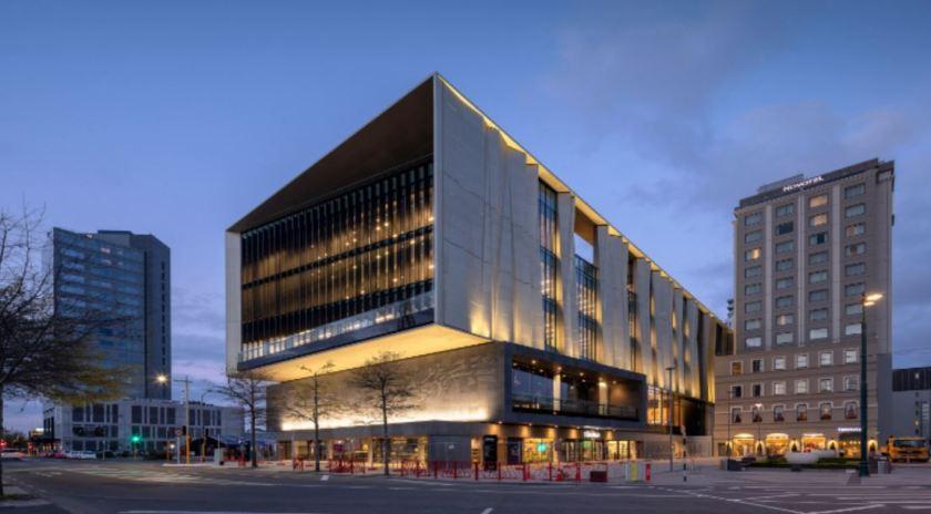 Tūranga Library - The Structural Awards