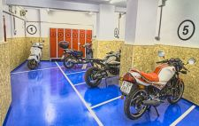 PACOM helps Mimoto Parking keep Spain's motorbikes safe and secure