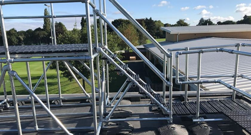 Comprehensive Bespoke Rooftop Safety Solutions