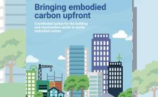 New report: the building and construction sector can reach net zero carbon emissions by 2050
