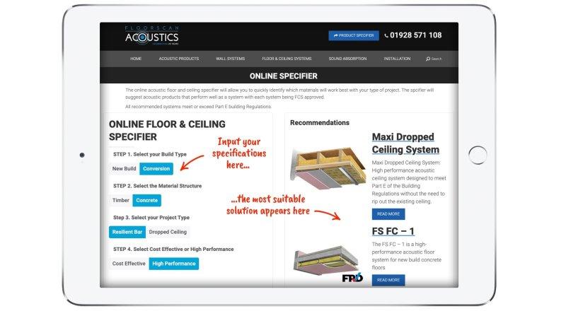 Floorscan Acoustics