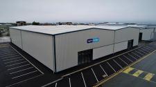 Triton completes £1.2M warehouse for Tech Folien