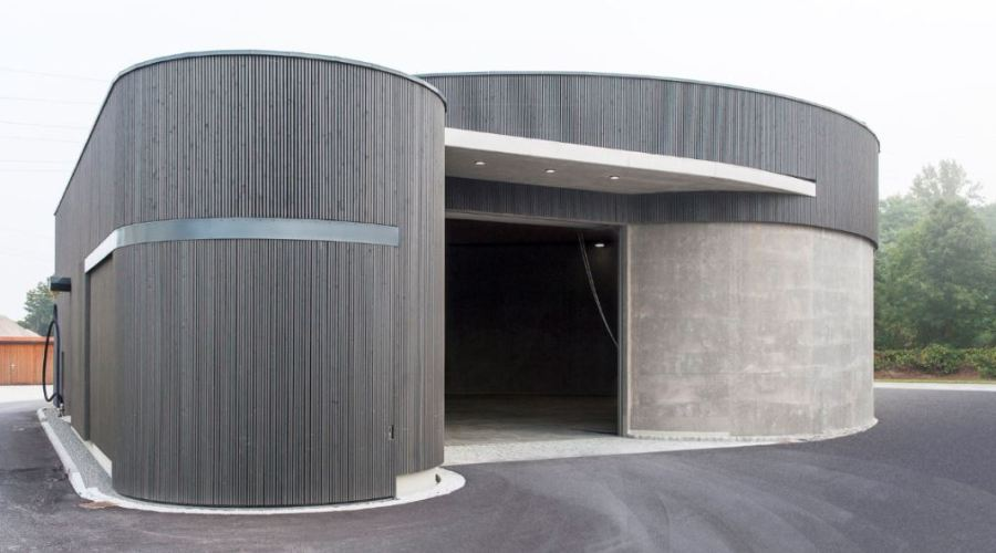 facade doors