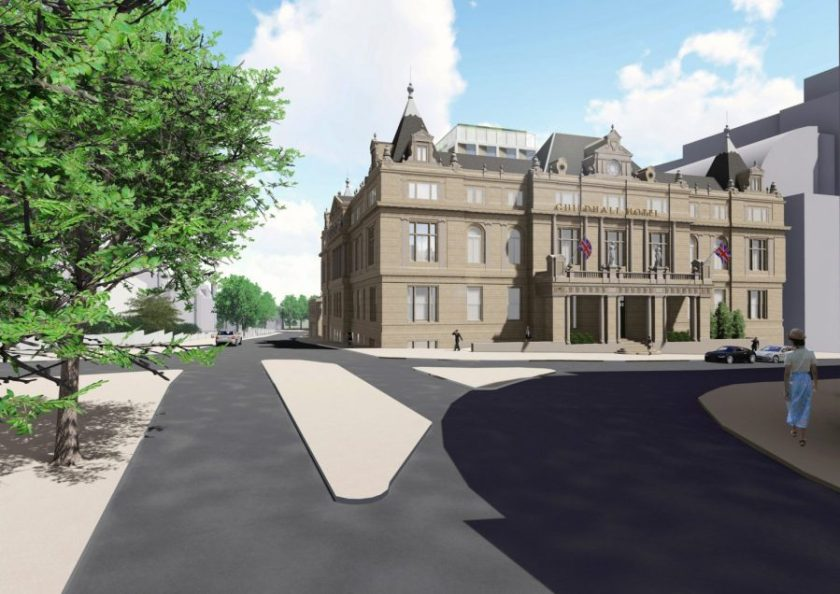 Planning application submitted for Nottingham's Guildhall development 3