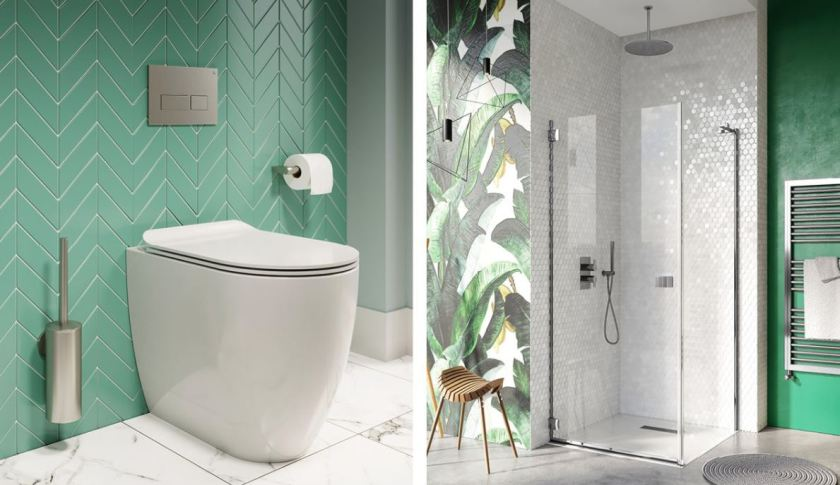 Introduce colour and style to bathing spaces with the help of Crosswater and its dynamic bathroom range.