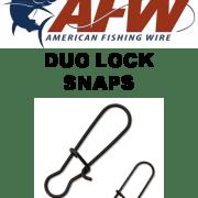 AFW Duo Lock Snaps 40lb #3