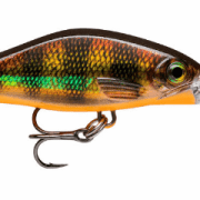 Rapala Shadow Rap Jack Deep 5cm Molten Copper Perch