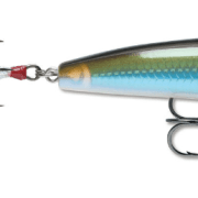 Rapala X Rap Pop 7cm Moss Back Shiner