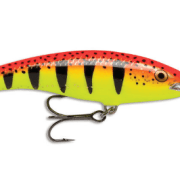 Rapala Deep Tail Dancer 13cm Hot Tiger