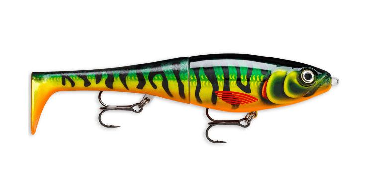 Rapala X Rap Peto Hot Tiger Pike