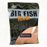 Dynamite Baits Big Fish River Groundbait Meat-Furter 1.8kg
