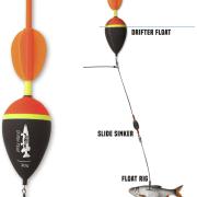 Quantum Mr Pike Drift Float 40g