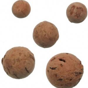 Gardner Cork Balls 10mm