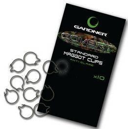 Gardner Covert Maggot Clips 10mm