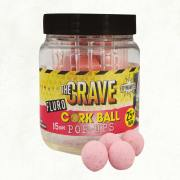 Dynamite Baits The Crave Cork Ball pop-ups 15mm Fluro