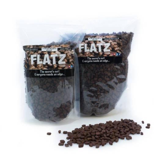 Hinders Flatz Pellets 700g