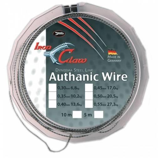 Iron Claw Authanic Wire 6.8kg