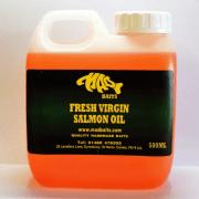 Mad Baits Fresh Virgin Salmon Oil