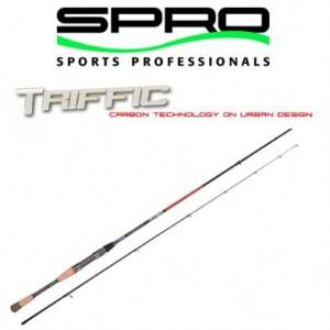 Spro Triffic Dropshot Rods 2.7m
