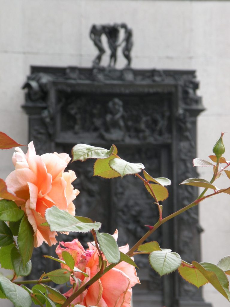 Rodin Museum Sculptures