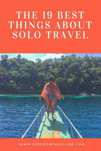 19 Best Things About Solo Travel