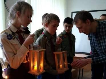 Пласт рекрутує нових скаутів у школах Рівненщини