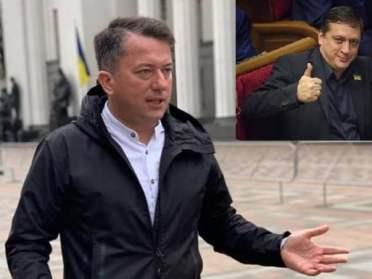 """Слідом за Іванісовим """"посунули"""" Соломчука"""