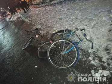 П'яний водій збив двох велосипедистів у Сарнах