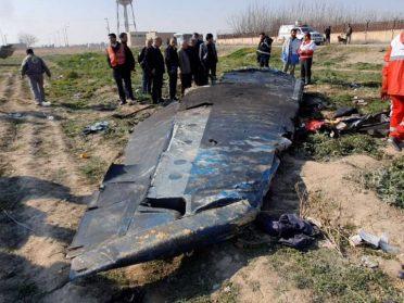 Український літак був збитий Іраном випадково – МЗС Ірану