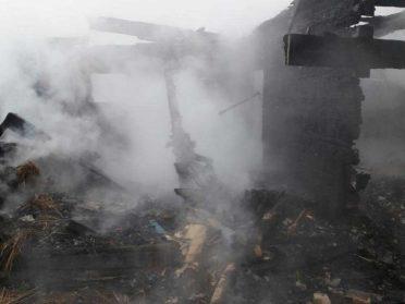 На Березнівщині в пожежі згорів власник будинку