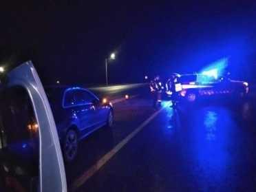 4 автомобілі зіткнулись поблизу Олександрії
