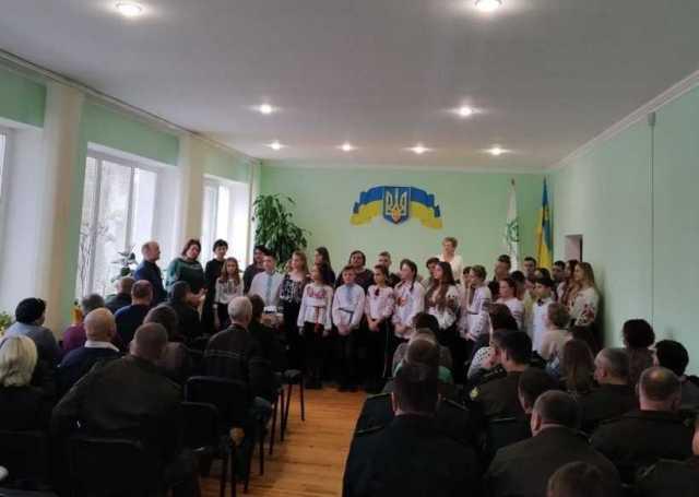 Костопільські учні стали юними лісівниками