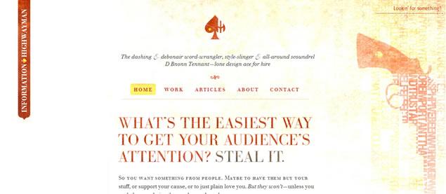 D Bnonn Tennant - Awesome Blog Designs