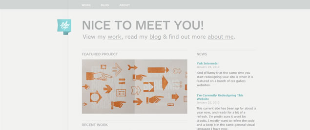 Ed Nacional - Awesome Blog Designs